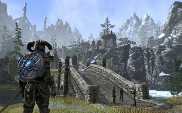 The Elder Scrolls Online in 14 nuove immagini