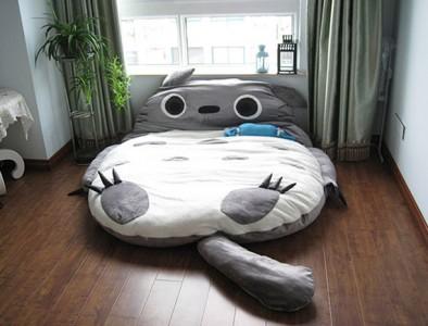 Sacco a pelo Totoro