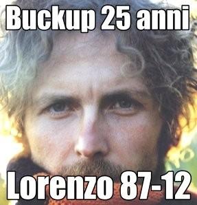 Jovanotti: Backup – Lorenzo 1987-2012 il nuovo album