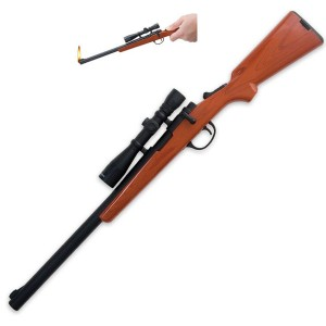 accendino Bolt-Action-Rifle
