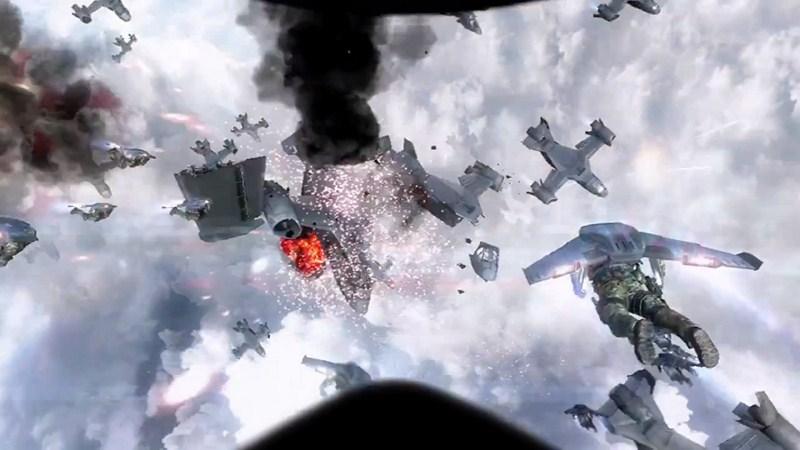 Call of Duty Black Ops 2 trailer lancio 05