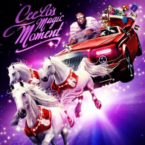 Cee Lo's Magic Moment l'album natalizio di Cee Loo Green