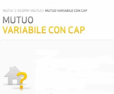 Mutuo Variabile con CAP: tetto massimo per le rate