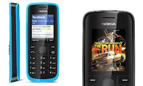 Nokia 109 solido ed economico.