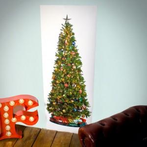 Stampa albero di Natale