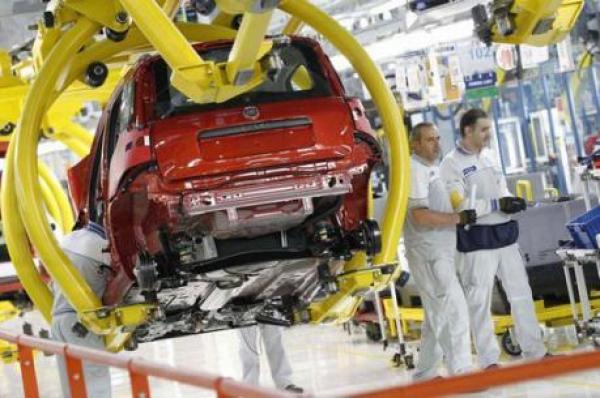 aziende in calo aumento produttività