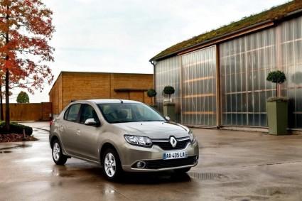 Nuova Renault Symbol 2013