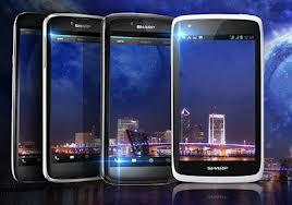 Sharp Aquos Phone SH 930 W