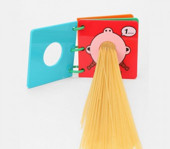 Taccuino misura spaghetti