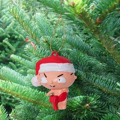 Addobbo natalizio Stewie Griffin