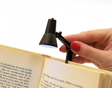 mini lampada da lettura