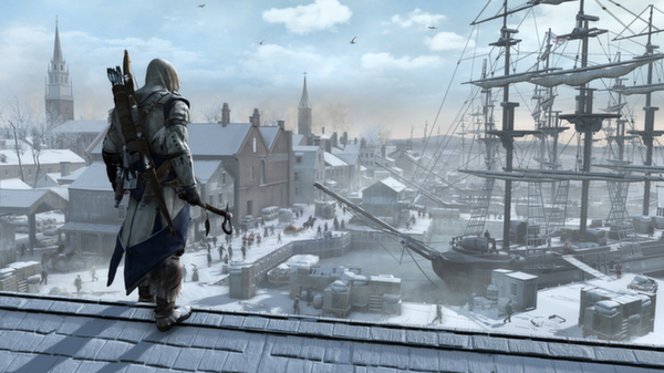 assassins creed 3 ubisoft