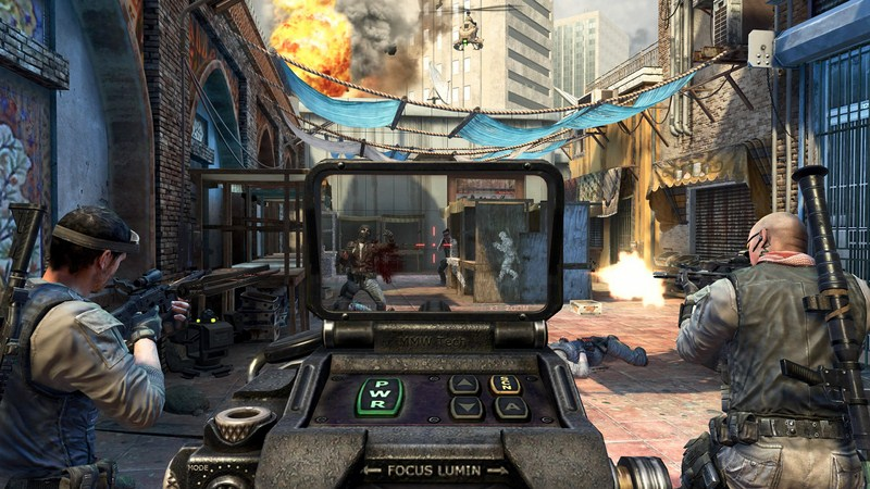 call of duty black ops 2 in-game multiplayer