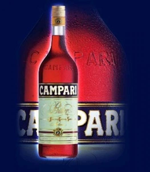Opa Campari sul rum giamaicano Lascelles