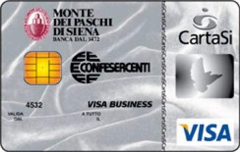 CartaSì Business, Plus, Confesercenti