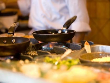 Lezioni di cucina per aspiranti chef