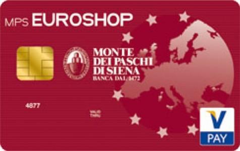 Carta Bancomat MPS Euroshop: caratteristiche