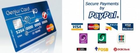 Paypal tramite Unicredit Genius Card