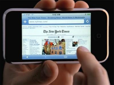 Cresce Internet mobile, crolla la telefonia fissa