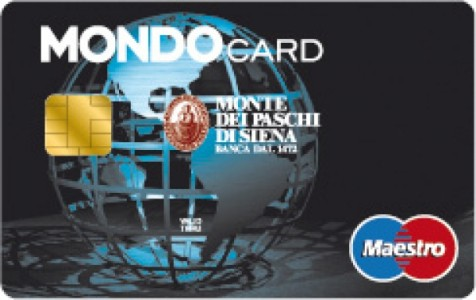 Carta Bancomat Mondo Card: carta di debito multifunzione