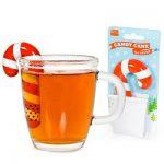 Infusore tè a forma di bastoncino di zucchero