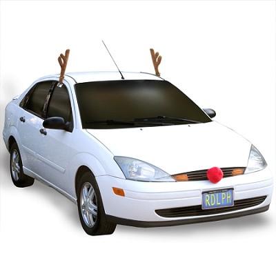 Costume da renna per auto