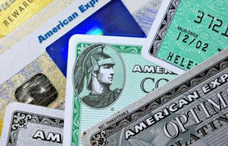 American Express, crollo utile IV trimestre