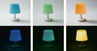 lampada Glow-in-the-Lamp