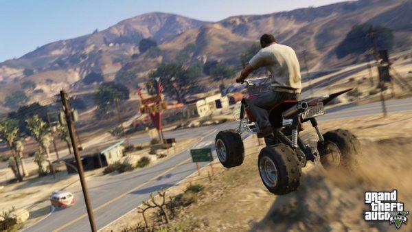 GTA 5: nuovi dettagli su missioni, personaggi e rapine open world