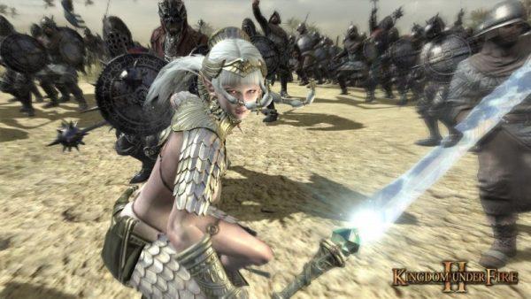 Kingdom Under Fire 2 per PlayStation 3 torna a farsi vedere in video