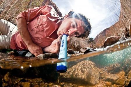 Filtro acqua portatile LifeStraw Personal Water Filter