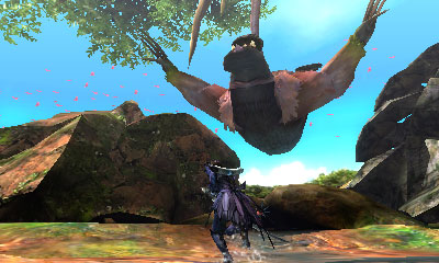 Monster Hunter 4 anche su PS Vita?