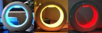 lampada led touch