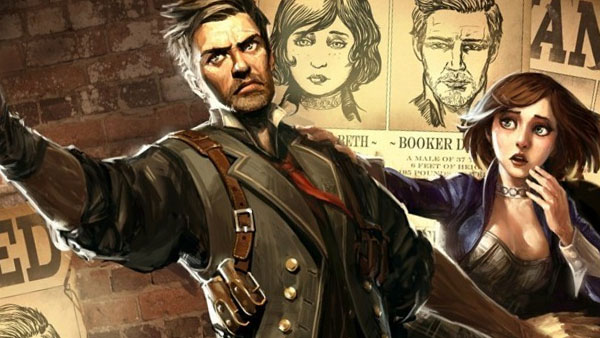 BioShock Infinite, trailer Lamb of Columbia e fase gold