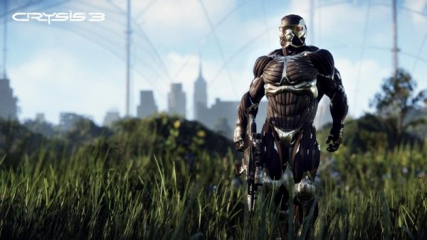 Crysis 3: nuove immagini, trailer e video gameplay