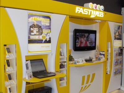 Fastweb ricavi esercizio 2012