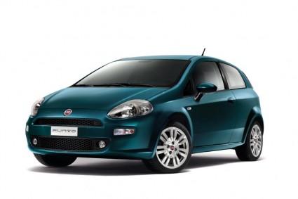 Fiat Punto 2013 da 9.800 euro