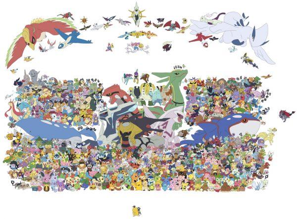 Pokemon Rumble U annunciato su Wii U