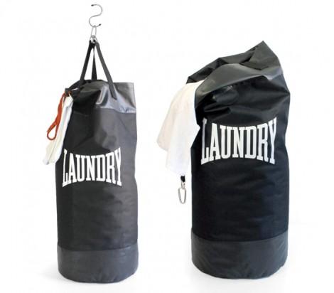 Cesto per biancheria-sacco da boxe Punch Bag Laundry Bag