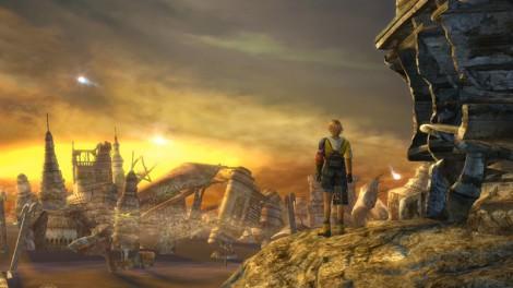 final fantasy x hd tidus ambientazioni