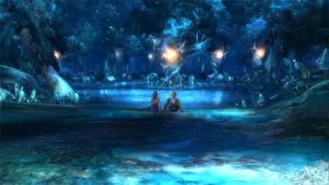 final fantasy x hd yuna tidus