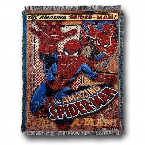 Tappeto Spider-Man per fans Marvel