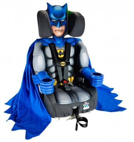 Seggiolino auto Batman