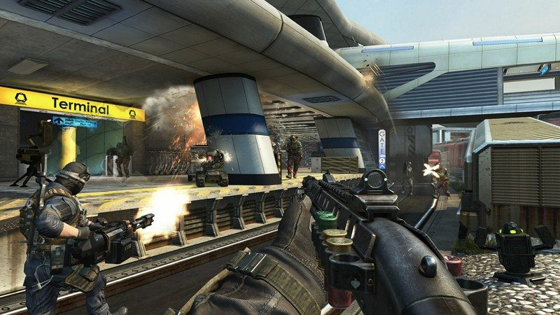Call of Duty Black Ops 2, il nuovo DLC si chiama Uprising