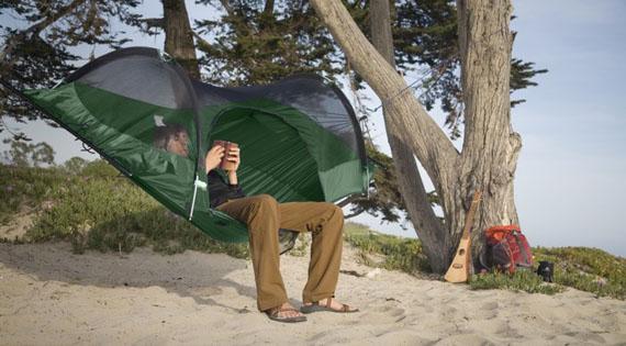 Blue Ridge Camping Hammock, l'amaca-tenda