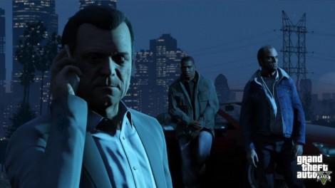 GTA 5, tre nuovi trailer dedicati ai protagonisti