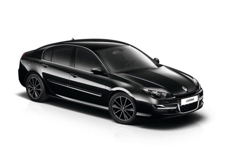 Nuova gamma Renault Laguna Collection 2013