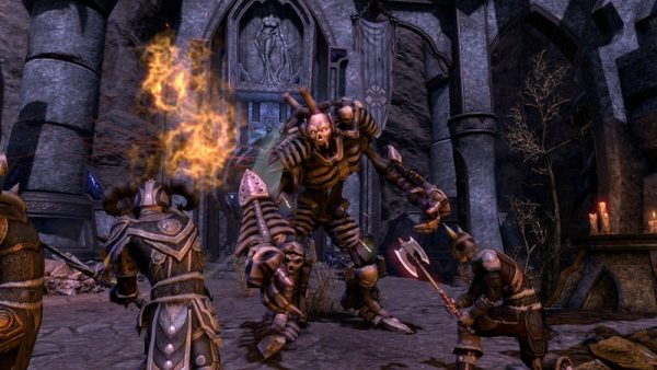 The Elder Scrolls Online, nuovo trailer per una bestia di Morrowind