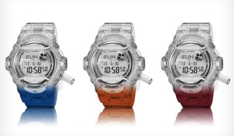 Orologio-etilometro Ciroc x G-Shock Breathalyzer Watch