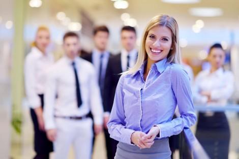 Lavoro: sempre più donne ai vertici